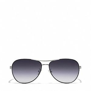 Coach Kiera Aviator sunglasses